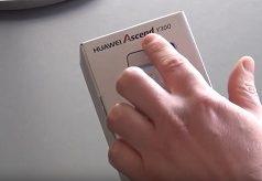 Huawei Ascend Y300 Test